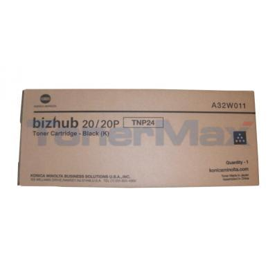 KONICA MINOLTA BIZHUB 20/20P TONER CART BLACK